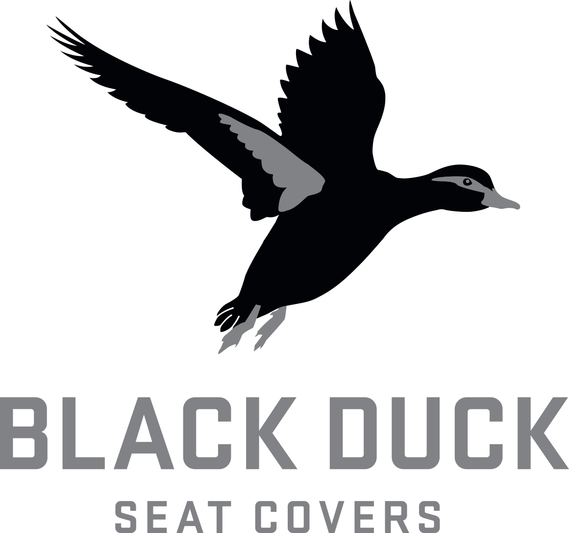 Black Duck Seat Covers Ford Ranger PX.