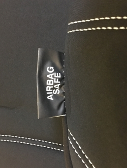 AIRBAG SAFE LABEL