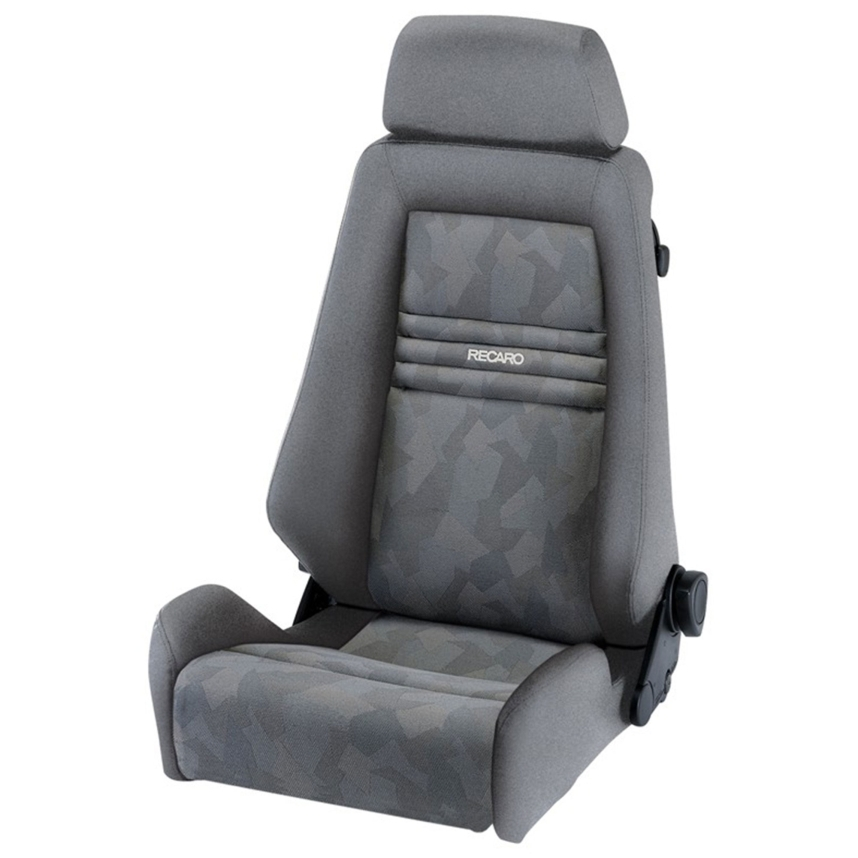Black Duck Canvas seat covers RECARO Specialist L RSL08