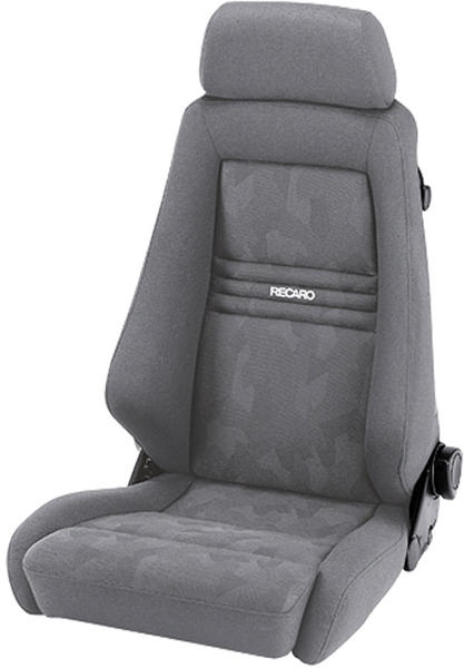 recaro specialist m black duck seat covers single lh armrest. Black Bedroom Furniture Sets. Home Design Ideas