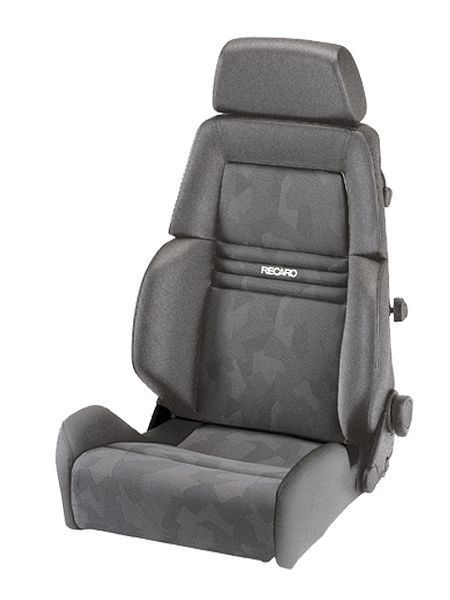 RECARO EXPERT-L BUCKET SEAT | BLACK DUCK