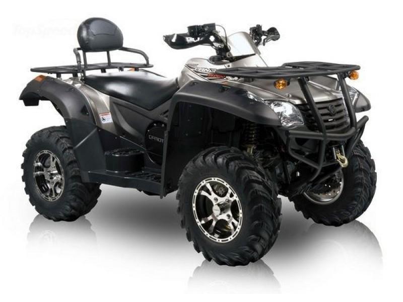 CFMOTO ATV X6 Short Wheel Base Canvas Seat Covers