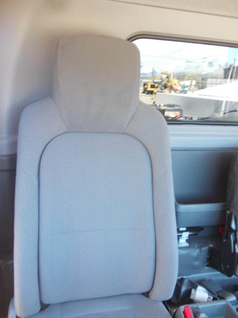 Isuzu Single Wide Cab Nnr Npr Nps Nqr Black Duck Seat Covers