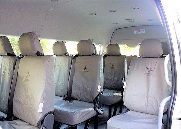 Suitable For 12 Seat Toyota Hiace Commuter Bus 2005