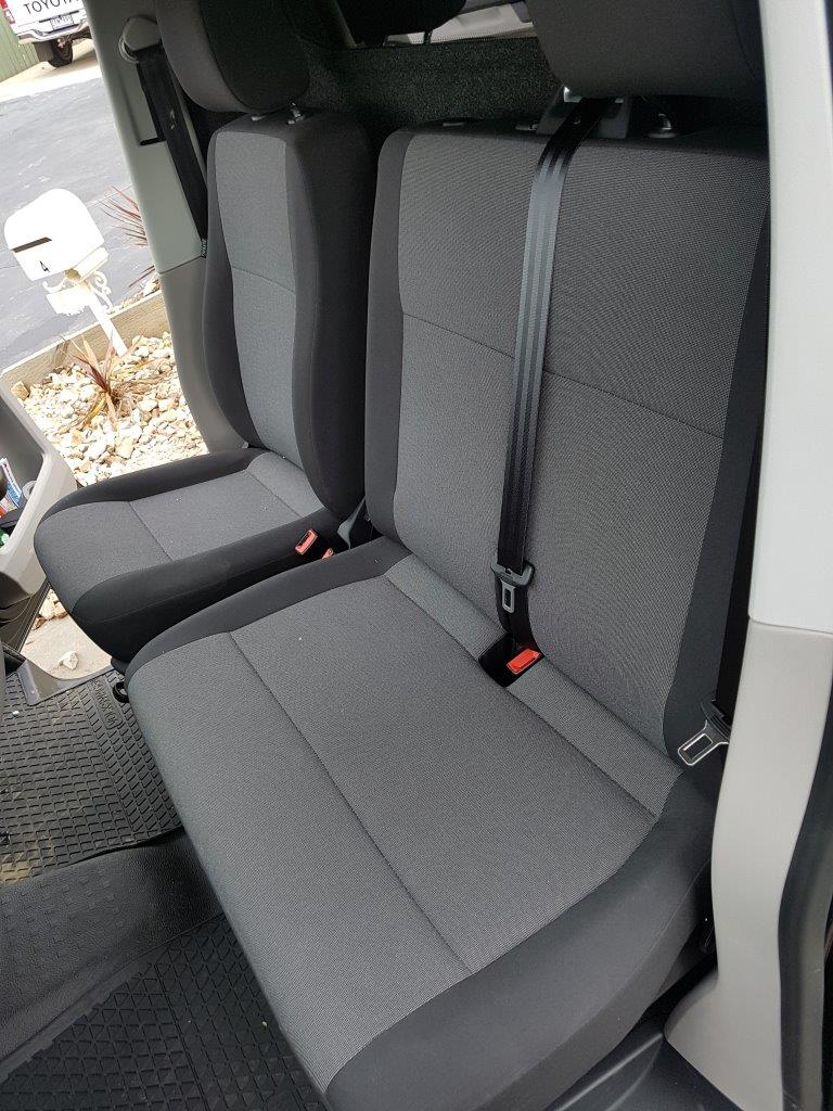 how to clean black duck canvas seat covers