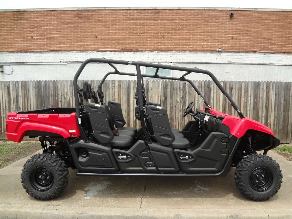 Yamaha utv yxc700 viking vi 6 seater free delivery for Yamaha viking 3 seater