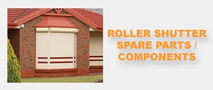 OZROLL Roller Shutter Parts