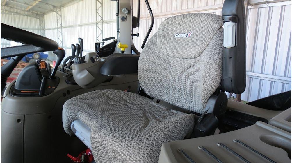 Black Duck Seat Covers CVX Puma 210 Driver Bucket & Buddy Set Case IH  Tractors
