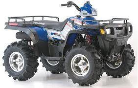POLARIS SPORTSMAN  700  ATV SEAT COVER