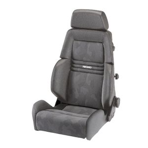 Black Duck Seat Covers to fit Recaro Expert L.