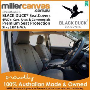 BlackDuck® SeatCovers
