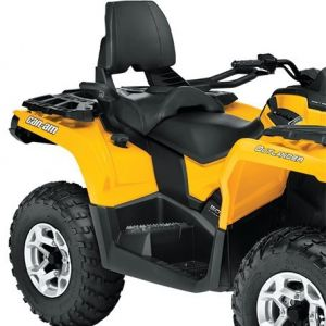 Heavy Duty Canvas Seat Cover to fit CAN-AM ATV 1000 GENERATION II OUTLANDER MAX Passenger Seat.