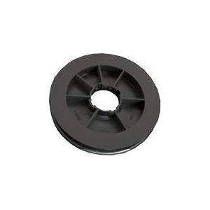 Ozroll PVC Tape Pulley various sizes (selectable by colour).