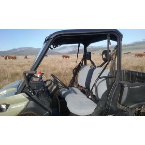 Heavy Duty Canvas Seat Cover to fit CAN-AM UTV 800 DEFENDER