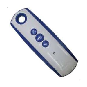 Ozroll SOMFY RTS handheld remote 1 Channel PATIO Part# 14.243.401